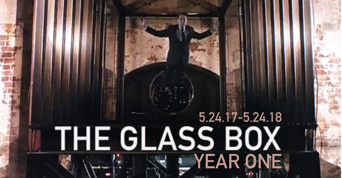 THE GLASS BOX--YEAR ONE: GET YOUR FREE COPY NOW!